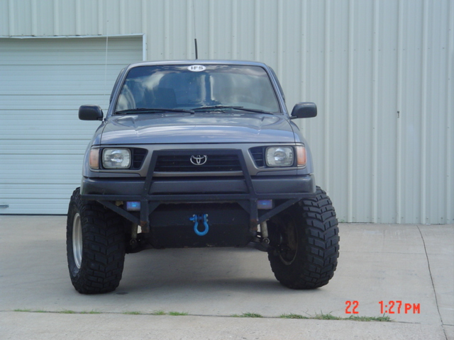 Whats Your Favorite Front Clip Style Of Tacoma S