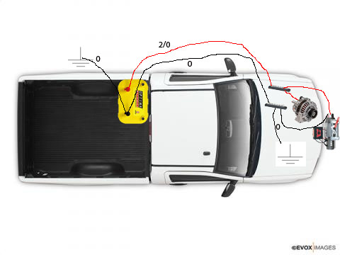 finally got a winch: wiring question - pirate4x4 com : 4x4 and off-road  forum